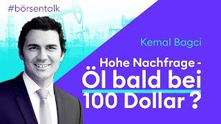 BRENT CRUDE OIL Preise klettern kräftig - Ölpreise im Superzkylus?   Börse Stuttgart   Brent   WTI   Gold