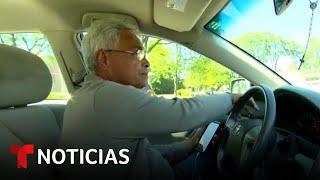 UBER INC. Se convierte en conductor de Uber Eats para darle la vuelta a Estados Unidos