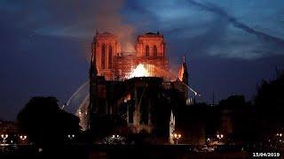 Incendie de Notre-Dame : la piste criminelle écartée par la justice