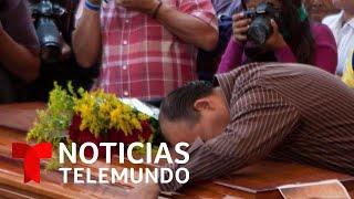 5 recomendaciones para repatriar fallecidos de EE.UU. a México | Noticias Telemundo