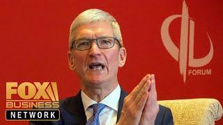 Apple CEO Tim Cook slams big tech, 'chaos' they create