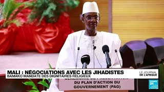 Bamako demande à des dignitaires religieux de négocier avec Al Qaïda • FRANCE 24