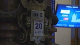 IBEX35 INDEX El Ibex 35 se pasa al lado de los ascensos tras la apertura y busca los 6.900