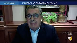 """USA, Carlo De Benedetti: """"Di Trump posso dire tutto il male possibile, vuole fare un partito ..."""