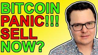 BITCOIN Tesla Sells Bitcoin?!?! WTF!!! Crypto Market Panic 2021