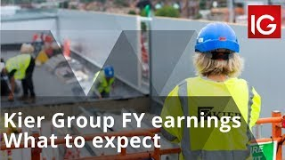 KIER GRP. ORD 1P Kier Group FY earnings: what to expect