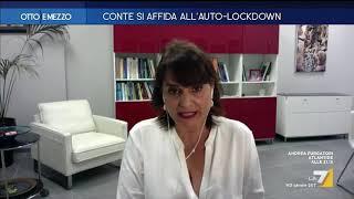 """Coronavirus, Antonella Viola: """"Il contagio cresce di più nelle metropoli. Corretto lasciare ai ..."""