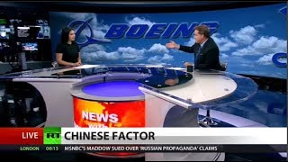BOEING COMPANY THE Huge! China ready to dump Boeing