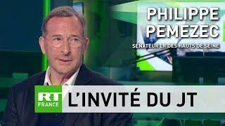 Philippe Pemezec : «Aujourd'hui, le pouvoir est confisqué par une caste»