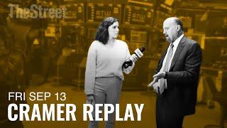 BROADCOM INC. Jim Cramer Breaks Down Broadcom, U.S.-China Trade War, Markets