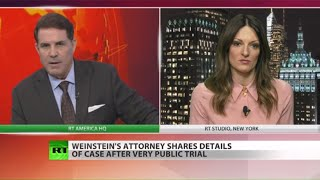 Weinstein attorney: 'Women manipulate men in power' (Exclusive) (Full show)