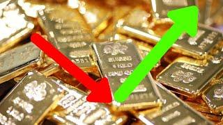 GOLD - USD Previsione sul GOLD: nuovi ribassi prima della ripaertenza?