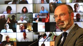 """Edouard Philippe confirme un """"investissement massif"""" pour les hôpitaux"""