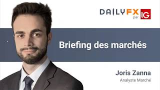 GOLD - USD Briefing des marchés - Indices - Forex - Gold