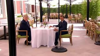 "G7 di Biarritz, Macron: ""Affrontiamo insieme le sfide globali"""
