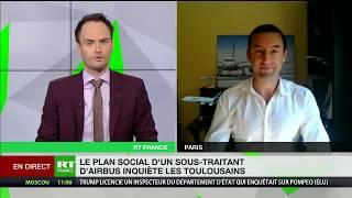 DERICHEBOURG Plan social Derichebourg : «On va avoir des annonces comme celle-ci quasiment toutes les semaines»