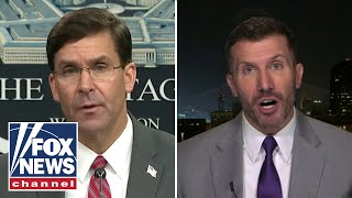 Former CIA officer explodes on Secy Esper: 'Get the hell out of the Pentagon'