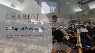 AMP LIMITED Chariot Oil & Gas - Proactive's Oil Capital Conference June 2019