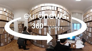 360° tour inside Hungarian cultural dissent