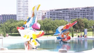 """CAC40 INDEX CAC propone una ciudad """"museo"""" con exposiciones exteriores"""