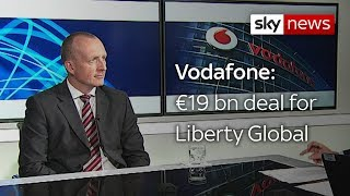 "LIBERTY GLOBAL PLC Analyst: There's a possibility Liberty Global may buy O2 if ""price was right"""