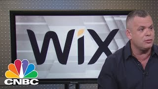 WIX.COM Wix.com CEO: Huge Growth | Mad Money | CNBC
