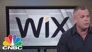 WIX.COM Wix.com CEO: Huge Growth | Mad Money | CNBC