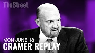 CENTENE CORP. Jim Cramer on Tariff Worries, Oil, Alphabet and Centene