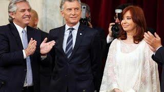 Argentina: s'insedia Alberto Fernandez