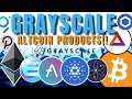 HUGE: Grayscale To Consider DOZENS of New Altcoin Digital Asset Investment Products!!! 🚀