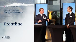 Frontline / Pareto Securities' 28th Energy Conference