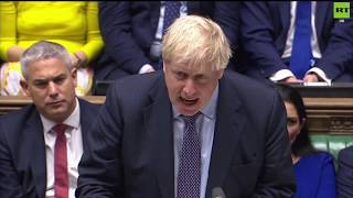 AMP LIMITED LIVE: Boris Johnson gives a statement to MPs before they will debate & vote on his #BrexitDeal