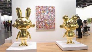 Hong Kong no renuncia a Art Basel pese a la COVID-19