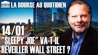 "DOW JONES INDUSTRIAL AVERAGE Bourse au Quotidien - ""Sleepy Joe"" va-t-il réveiller Wall Street ?"