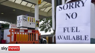 New emergency measures introduced to co-ordinate fuel deliveries