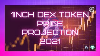 IG TOKEN 1INCH DEX TOKEN PRICE PROJECTION 2021 #DEFI #DEX #ALTCOINS #4CTRADING
