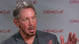 ORACLE CORP. Oracle is destined to beat Amazon at cloud database: Larry Ellison