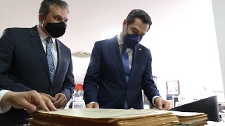 Moreno anuncia una bajada de impuestos para los municipios de menos de 3.000 habitantes