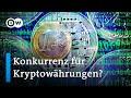 EZB trifft Vorbereitungen für einen digitalen Euro   DW Nachrichten