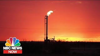 How Deregulated Natural Gas Flaring Is Impacting Texas | NBC News Now