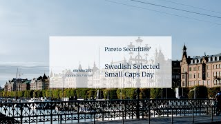 Meld deg på Swedish Selected Small Cap Day