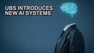 UBS GROUP N UBS führt neue Roboter ein