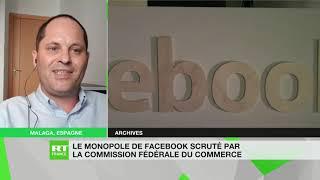 FACEBOOK INC. Scandales Facebook : «Aujourd'hui, c'est une entreprise qui n'a rien à craindre»