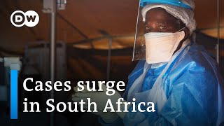Coronavirus Africa: South Africa alcohol ban +++ Distrust in Cameroon hospitals | DW News