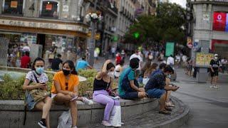 España supera al Reino Unido como el país con más contagios desde el inicio de la pandemia