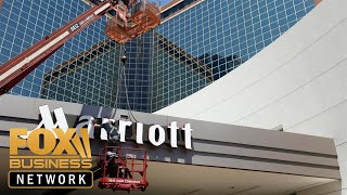 MARRIOTT INTERNATIONAL Marriott to take $126M charge after massive data breach