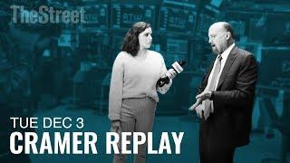 SALESFORCE.COM INC Jim Cramer on the Potential Postponement of a U.S.-China Trade Deal, Salesforce