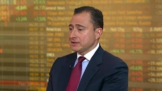 KKR & CO. INC. KKR's Alex Navab on Private Equity Market, U.S. Economy