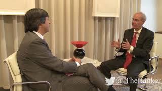 INTESA SANPAOLO Italian banking with Carlo Messina,  chief executive,  Intesa Sanpaolo