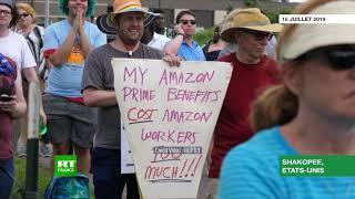 AMAZON.COM INC. Amazon : les «Prime Days» perturbés par des manifestations